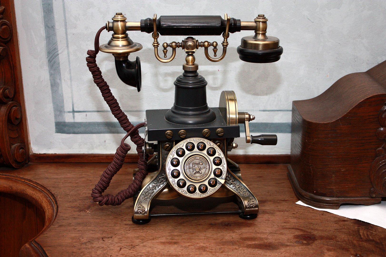 DAS ist doch mal ein Telefon