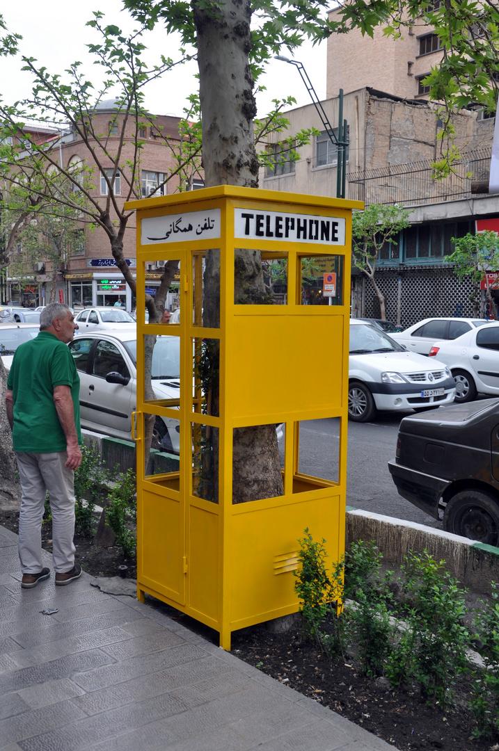 Das ist keine Telefonzelle-