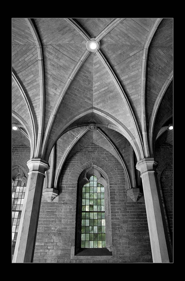 das jadegrüne Fenster