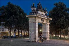 Das Jägertor in Potsdam