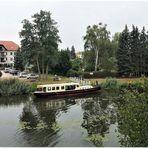 Das Kajütenboot Klüterjahn