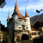 Das Katharinentor von Brasov(Kronstadt) s.u.