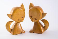 Das Katzenpaar