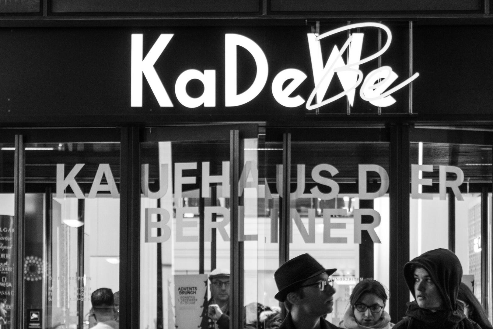 Das Kaufhaus der Berliner