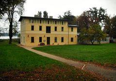 Das Kavalierhaus im Park von Caputh