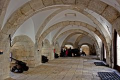 das kerkergewölbe von torre belem
