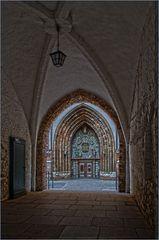Das Kirchenportal