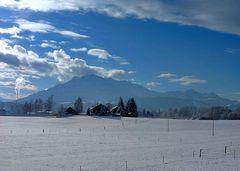 Das Kirchfeld ...