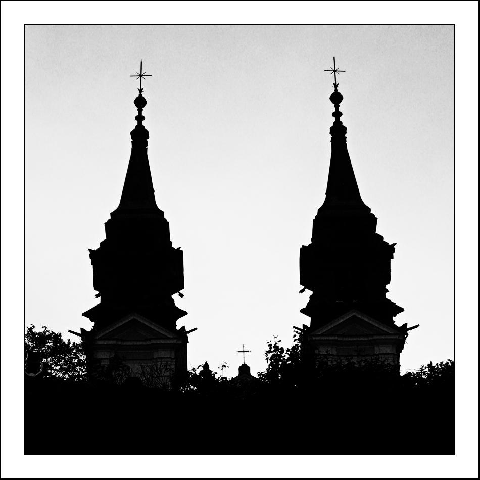 das Kirchturmquadrat
