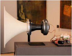Das Klang-Horn...