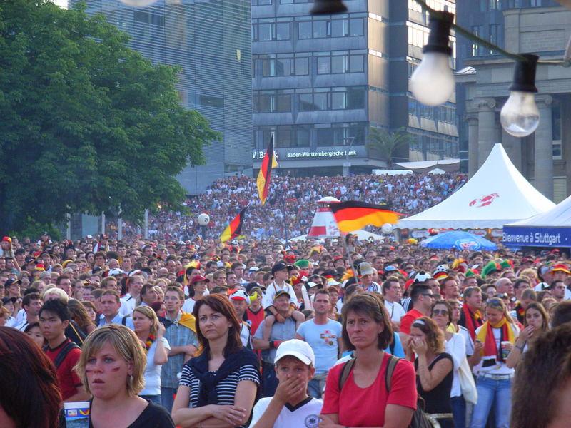 Das kleine Finale in Stuttgart 2