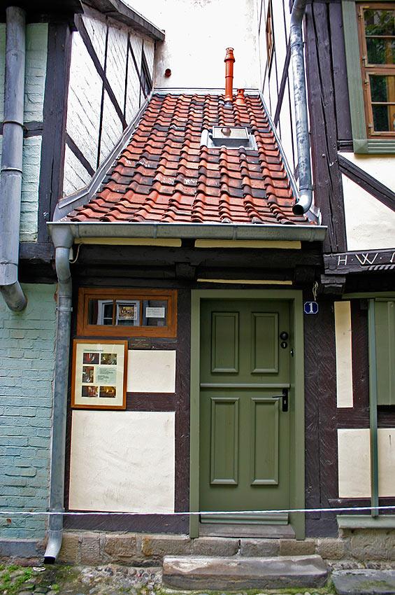 Das kleinste Haus Foto & Bild