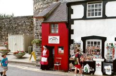England Wales