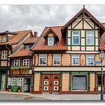 Das kleinste Haus - Wernigerode