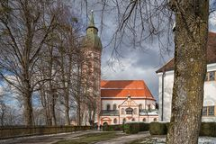 Das Kloster Andechs