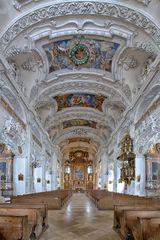 Das Kloster Benediktbeuren