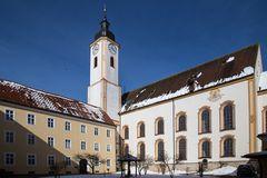 Das Kloster Dietramszell