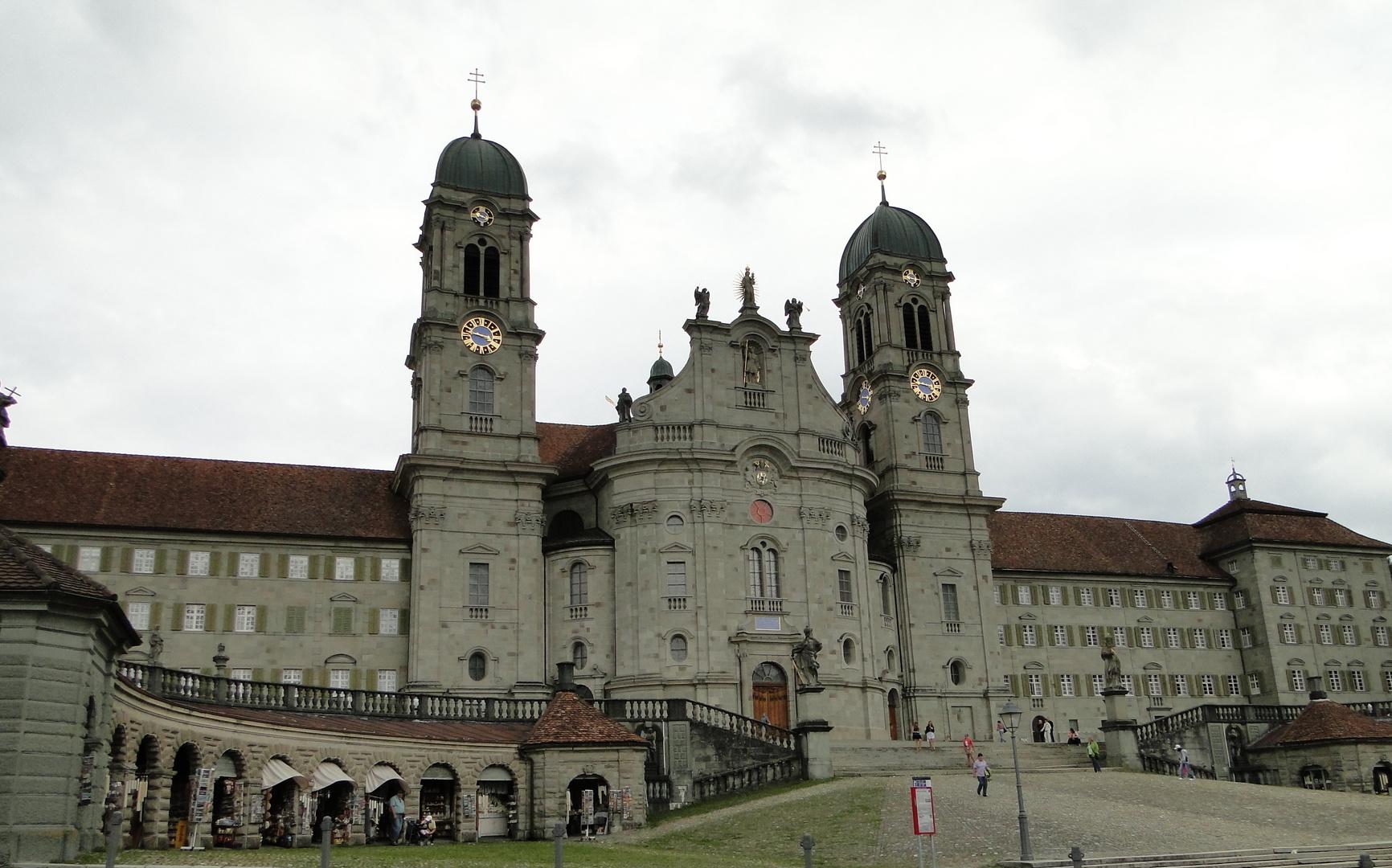 Das Kloster Einsiedeln