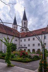 Das Kloster Gars