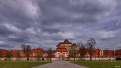 Das Kloster in Ulm - Wiblingen