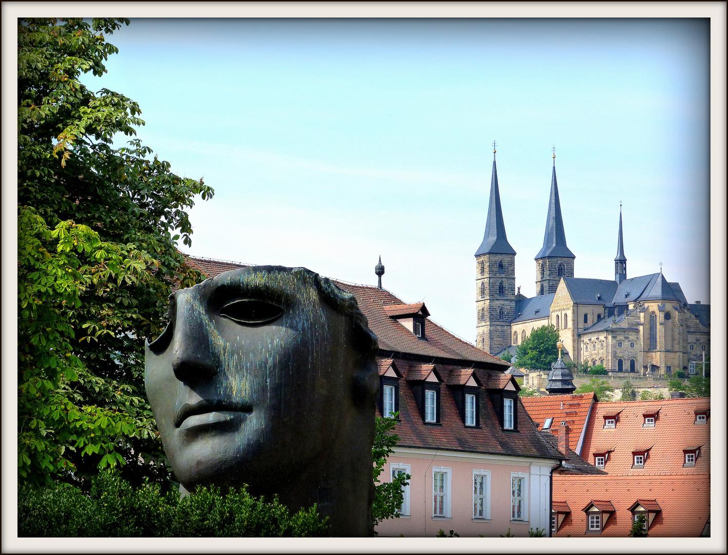 Das Kloster Michelberg...