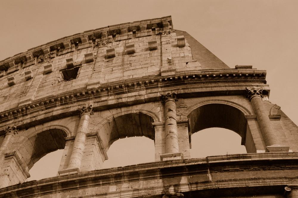 Das Kolosseum - einfach kolossal