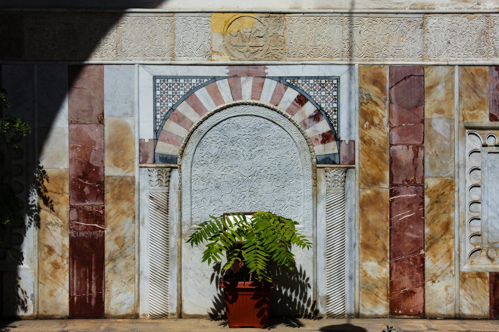 Das Krankenhaus des Nur ad-Din (Bimaristan Nuri) (Archivaufnahme 2009) Foto & Bild | asien, asia, syrien Bilder auf fotocommunity