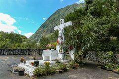 Das Kreuz im Gebirge