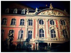 Das kürfürstliche Palais der Stadt Trier