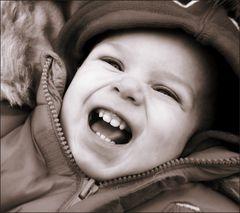 """""""Das Lachen eines Kindes................................."""