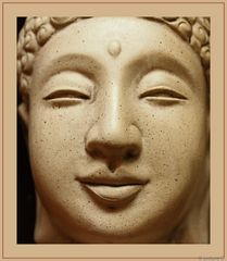Das Lächeln Asiens in einem italienischen Ristorante