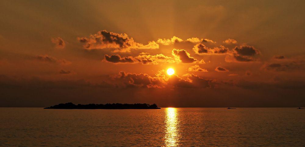 Das lächeln der Sonne - le sourire du soleil