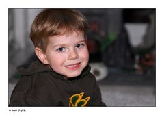 Das Lächeln eines Kindes......