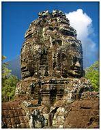 Das Lächeln von Angkor...