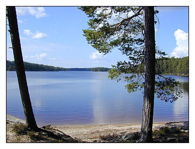 Das Land der tausend Seen...