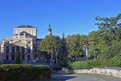 Das Landestheater von Altenburg