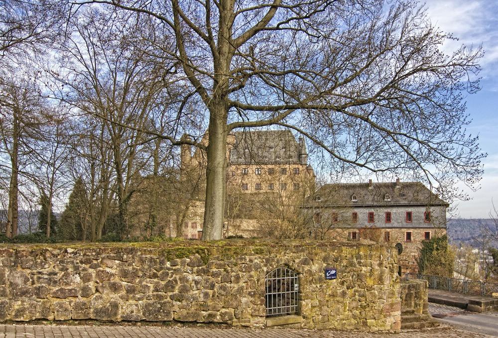 Das Landgrafenschloss Marburg