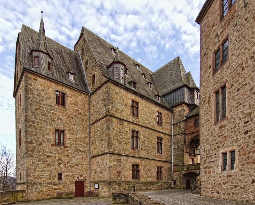 Das Landgrafenschloss Marburg II