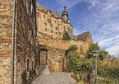 Das Landgrafenschloss Marburg III