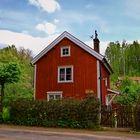 Das Landhaus in Schweden
