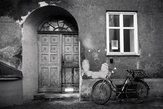 Das Leben einer Tür