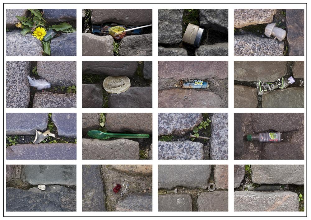Das Leben in der Unteren Strasse in Heidelberg
