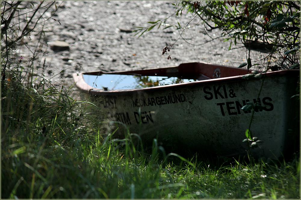 Das Leben ist ein Schiffswrack....