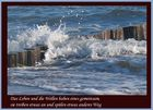 Das Leben und die Wellen (2. Versuch)