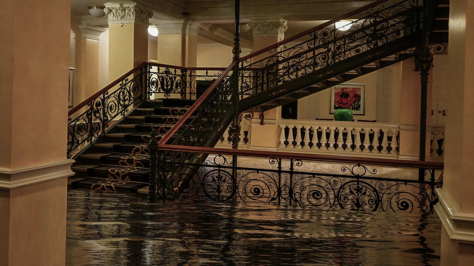 Das letzte Foto von der Titanic ?