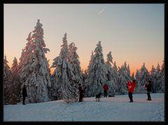 Das letzte Winter-Shooting?