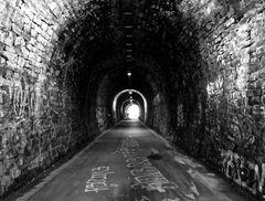 ...das Licht am Ende des Tunnels..