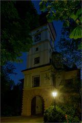 Das Licht am Turm