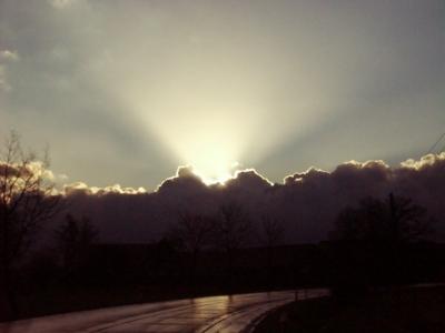 Das Licht nach dem Sturm