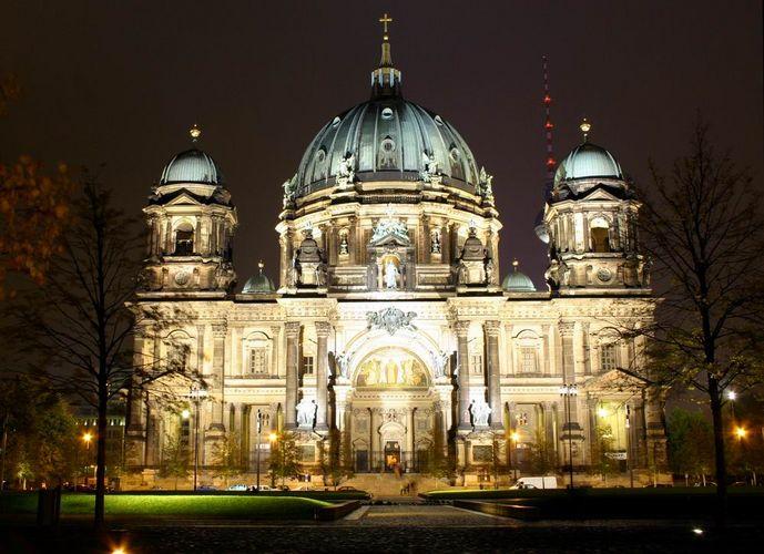 Das Lichtspiel - Berliner Dom (das Letzte!)